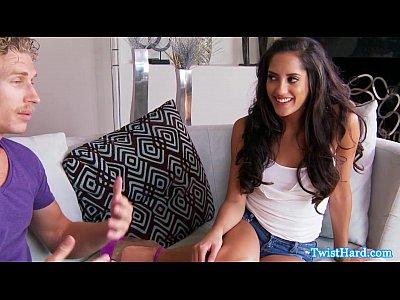 Xvideos Hd facial latina babe blowjob