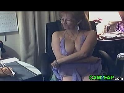 granny web cam sex