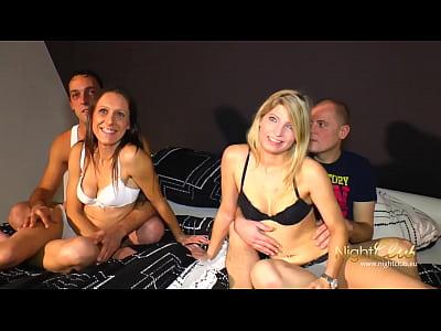 Amateur Deutsch Deutsche video: Notgeile Deutsche Amateure beim Gruppensex und Partnertausch