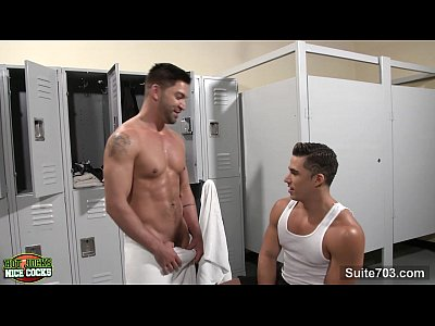 Gay Full Length Movies hot gays fucking in locker room