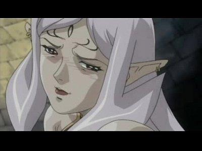 巨根の淫獣オーガが姫のオマンコを犯しまくる…ゆ、ゆるしてあぁぁぁ…