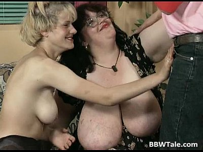 Bbw ladies at swinger party