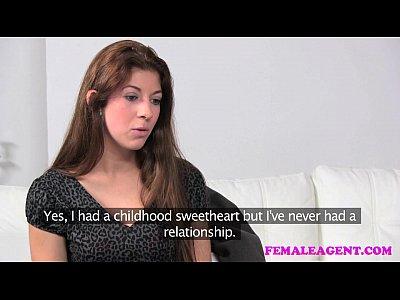 Femaleagent cute virgin breaks her sexual boundaries 5