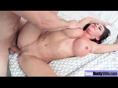 Home Made Porn With Busty Horny Sexy Wife clip 12
