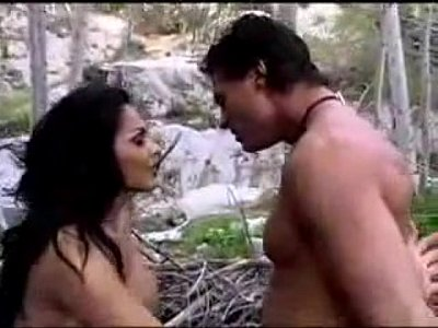 Girl Horny porno: Horny Girl In Forest