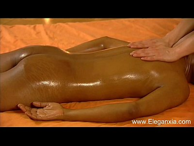Porno video: Touching Indian Lesbian Massage