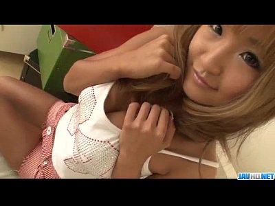 Kurea mutou blonde bimbo provides amazing bl 9
