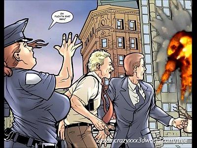 2d comic cyberian nation episode 5 9