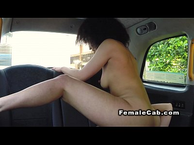 Amazing sex in taxi cab - 2 part 1