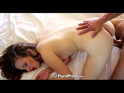 PornPros - Teen Marissa Mae greets her man with some coffee and pussy