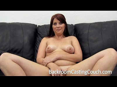 Curvy Girl Next Door Anal Casting