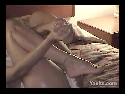 Hot Yanks Latina Isabella Creams Her Body