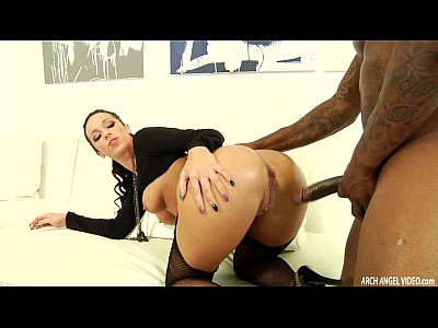 Analsex Ass Babe video: Jada Stevens banged in the ass by big black cock