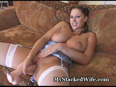 Big Tits Big Toy