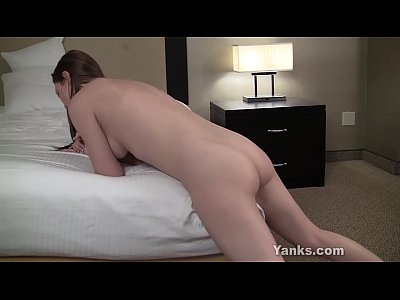 Yanks Minx Megan Starr Humps The Bed