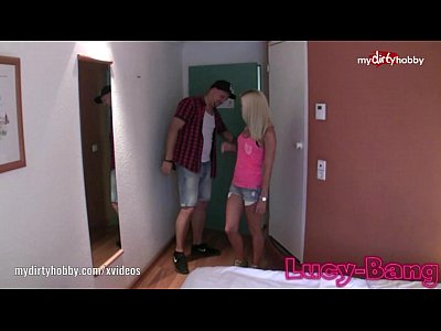 Amateur Pov Teen video: My Dirty Hobby - Lucy-Bang at the deepthroat hotel