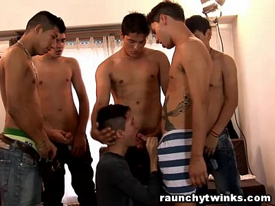 Teen guys older vid
