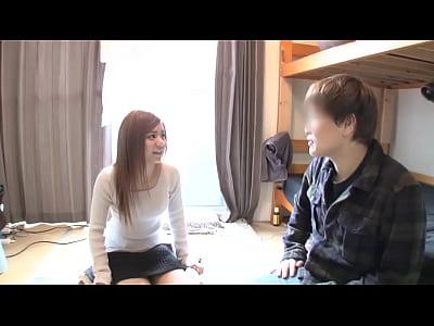 【城戸のあ】経験人数1人の女子大生がデリヘル初体験した結果…