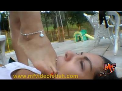 Brazilian Lesbians Liquid Orgasms