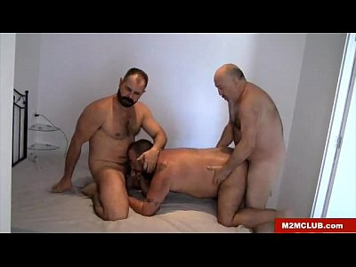 Cideos Gay Hung bears fucking