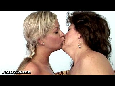 Blonde Licking Brunette video: Workout and More