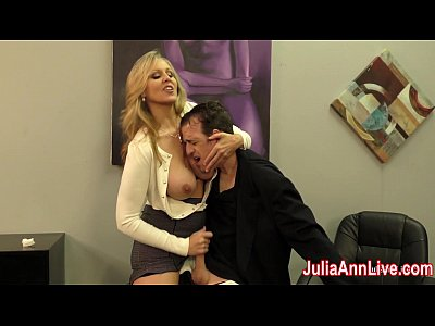 Julia ann milks stepson before his date 2