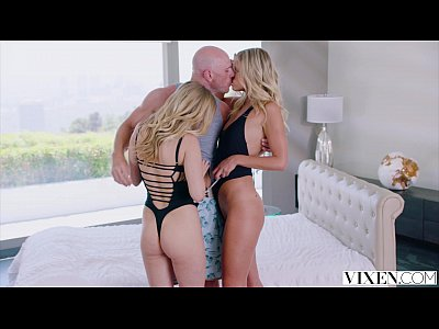 Redhead and blowjob HD vixen Teen