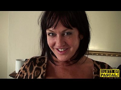 Porno video: Busty mature dominated with doggystyle
