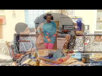 The cosby show fun interracial parody