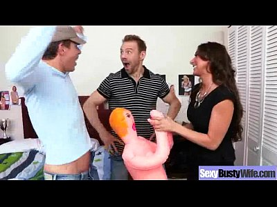 kaylynn Wife With Big Melon Tits In Sex Act clip 21