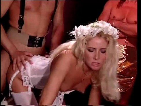 Ритуальный анальный секс пастора извращенца с невестой