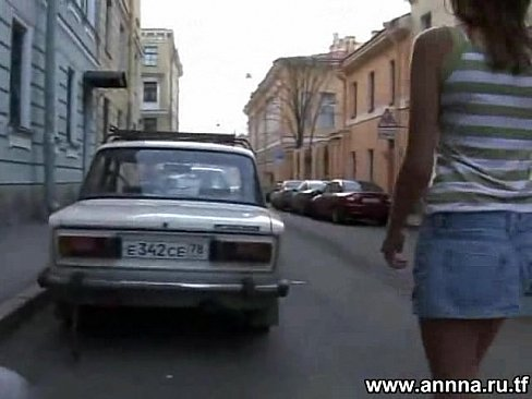 Russian Amateur Teen Anna