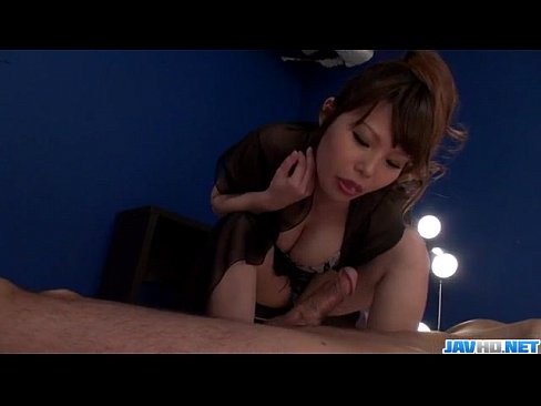 Mind blowing scenes of harsh sex with busty Rion Nishikawa