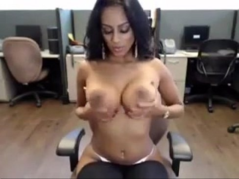 I Want To Spread My Pussy And Cum For You At Work!! SHEMALEXXXPRESS.COM