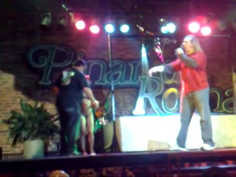 Pete en Pinar de Rocha
