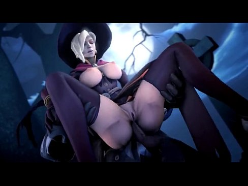 Hentai De Mercy Overwatch