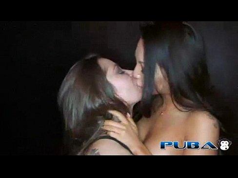 Amazing lesbian sex with Dani Daniels and Ashle...