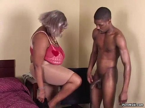 image Attractive busty granny loves to be watched amateur