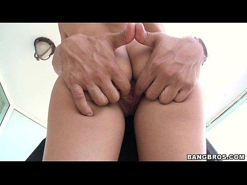 Veronica Rodriguez Balcony Blowjob