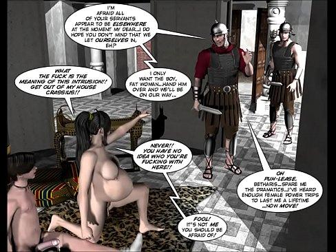 3d comic neverquest chronicles episode 5 6