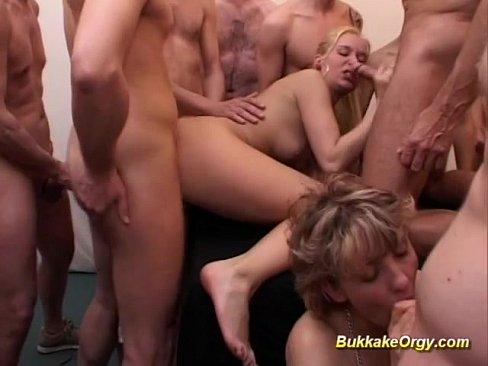 German bukkake refuses to continue