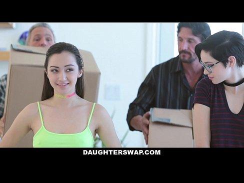 DaughterSwap - Hot Naive Teens Seduces