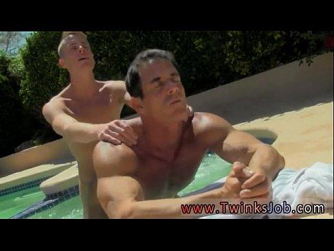image Twink finds a gloryhole xxx gay men having