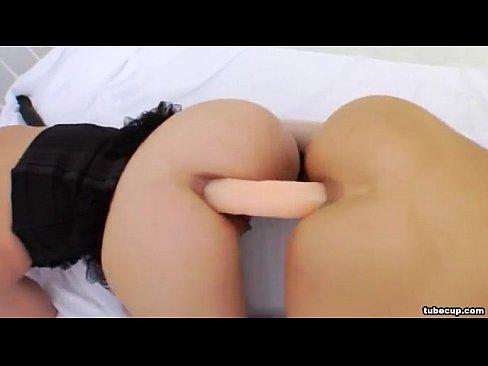 Lésbicas e o gosto por um cu