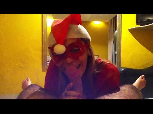 Boquete Da Mamae Noel No Natal Porno