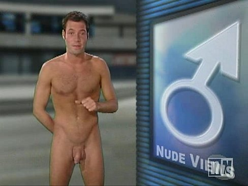 Naked News Male Edition3