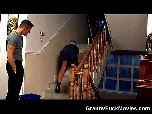 Fucking grandma Horny Old Outdoor Pussy Tyrell