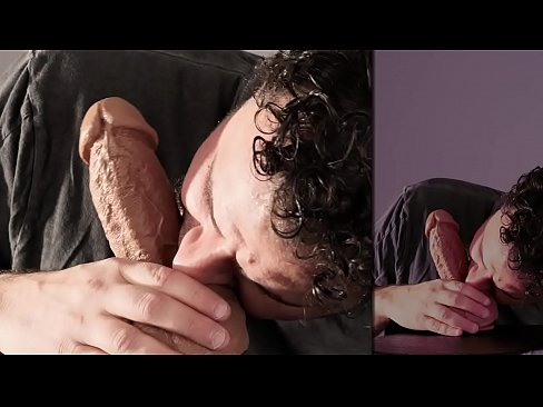 Sexy Blow Job Instructional with Cum Shot