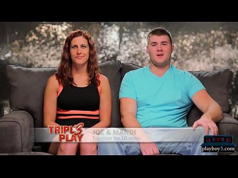 Married couple seeking woman for threesome