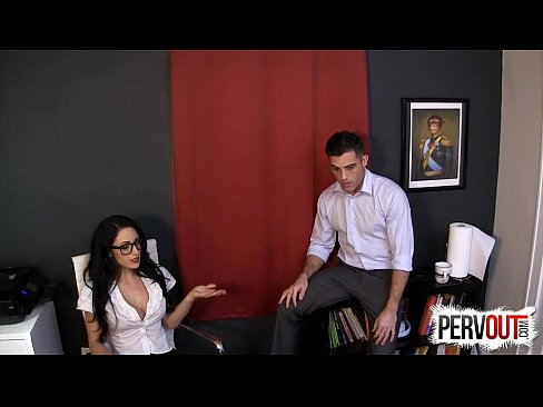 OFFICE STRAP-ON PUNISHMENT WITH LANCE HART